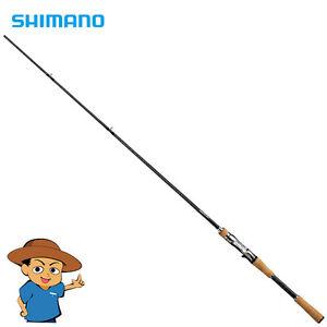 Shimano BANTAM 180XXH-SB Extra Ultra Heavy bass fishing baitcasting rod