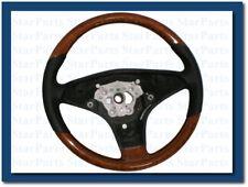 original Mercedes SL R230 SLK R171 Holz Leder Lenkrad schwarz A2304602618 9E84 1
