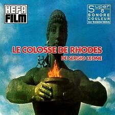 """Film Super 8: Le Colosse de Rhodes """"La Vengeance des Dieux"""""""