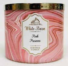 1 Bath & Body Works White Barn PINK PROSECCO Large 3-Wick Candle 14.5 oz