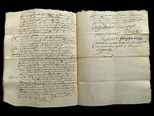 1781 MARRIAGE CONTRACT