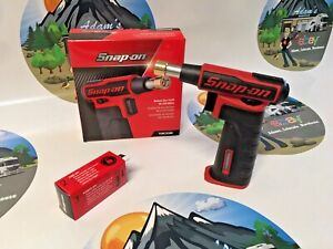 NEW 2021 SNAP ON RED BUTANE GAS TORCH TORCH300 *RED* Quality that lasts!