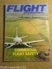 FLIGHT INTERNATIONAL - FLIGHT SAFETY - 16 July 1988