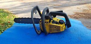 McCulloch Power Mac 310 Chainsaw