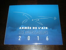 ARMEE DE L'AIR - Les Ambassadeurs - 2016 - Aviation Aéronautique