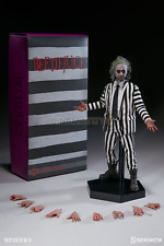 Michael Keaton Beetlejuice Spiritello Porcello Action Figure Sideshow 1/6 30cm