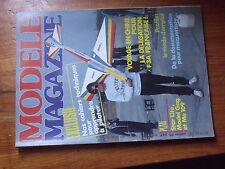 $$w Revue modele magazine N°412 F3A Chine  profils  Elektro Cat  HP 49 VT