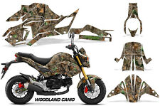 AMR Racing Honda GROM 125 Graphic Kit Bike Decal Motorcycle Parts 2017+ WOODLAND