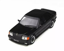Mercedes-Benz 190E 2.3 AMG W201 Baujahr 1984 black 1:18 OT754 OttOmobile