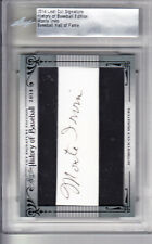 2014 Leaf Cut Signature History of Baseball Monte Irvin Z26951 - BVG Mint 9