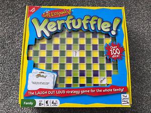 KERFUFFLE! - Dicecapades - Paul Lamond Game - Complete - Family Game 8 +