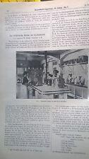 1914 7 Küchen Großküchen Kabelwerk Gartenfeld Berlin / Bremen Lloyd / Stecknitz