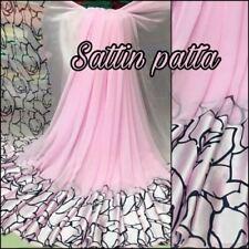 Satin Sari, Saree for sale | eBay