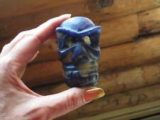 ANCIENT ANDARA SKULL~MONATOMIC PRIMA MATRA GLASS ARTIFACT~INNER MONGOLIA~~