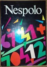 Ugo Nespolo- Monografie sonore 1985- Con autogrtafo, serigrafia firmata e disco