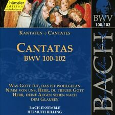 BACH J.S. Cantate Vol.32 (BWV 100/101/102)