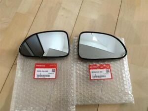 Honda Genuine OEM S2000 Convex Version Left & Right Side View Mirror Sub Assy