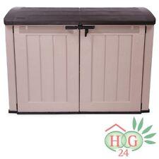 Keter Store it Out Fahrradbox Gartenbox Mülltonnenbox Aufbewahrung Gerätebox Neu