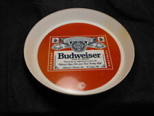 Budweiser King Of Beers Plastic  Bar Tray