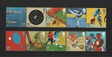 GB 2010 OLYMPIC GAMES 2012 MINT STAMP SET (2)