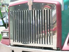 Kenworth T800 SS Hood Grill with 17 Vertical Bars