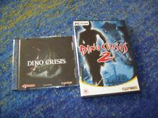 Dino CRISIS 1 e Dino Crisis 2 rare PC Versione in 1 ASTA TOP