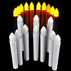 Battery Tealight Tealights Tea Light Candle Flickering Flameless Candle LED