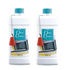 Gel Oven Cleaner AMWAY™ 500 ml with a brush x2 bottles