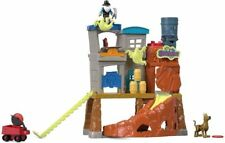 Fisher-Price Imaginext Scooby-Doo Haunted Ghost Town New