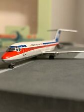 A C 1:400 scale diecast model Continental DC-9-32 Commercial Airliner N532TX