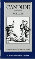 Candide (A Norton Critical Edition) by Voltaire