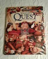 Whatley's Quest, 1st Edition, F/F, by Bruce Whatley & Rosie Smith