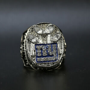 Giants Eli Manning Ring 2011 New York Giants Super Bowl Championship Ring Set