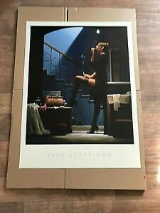 JACK VETTRIANO dancer for money Print 60 x 80cm Heartbreak Publishing