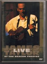 DVD( MUSICAL) TB++JAMES TAYLOR**LIVE AT THE BEACON THEATRE.1998