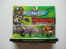 New listing Vintage 1990's Galoob Micro Machines Predator Collection 1 Set Sealed