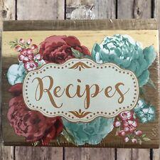Pioneer Woman Recipe Box