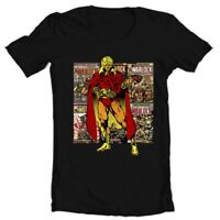 Adam Warlock Classic Covers T shirt silver age Marvel comics cotton graphic tee
