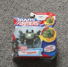 """  BULKHEAD "" Hasbro Transformers Animated Activators Mint Sealed Ref 83619"