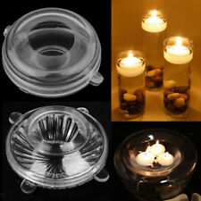 2 Handmade Floating Candle Wedding Party Decor Candle Mold Soap Making Mould