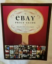 THE EBAY PRICE GUIDE every category by Julia L. Wilkinson with CD-ROM 2006