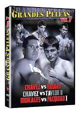 Grandes Peleas Vol. 7 (Chavez, Haugen, Chavez, Taylor, Morales, Pacquiao)