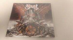 "GHOST ""PREQUELLE"" ALBUM CD DIG. NEW SEALED"