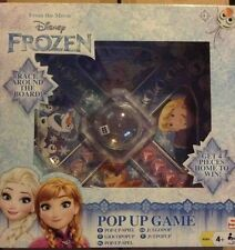 DISNEY FROZEN POP UP FRUSTRATION BOARD GAME TOY GIFT PRESENT