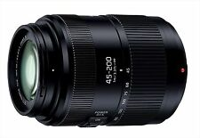 New Panasonic Camera Lens LUMIX G VARIO 45-200mm F4.0-5.6 II ASPH. POWER O.I.S.