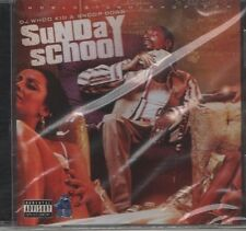 SNOOP DOGG & DJ WHOO KID  Sunday School    CD ALBUM  NEW - STILL SEALED
