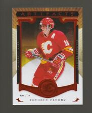 (58753) 2015-16 UD ARTIFACTS THEOREN FLEURY RUDY #150 SHORT PRINT (141/399)
