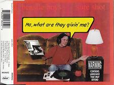 BEASTIE BOYS Sure Shot CD Single