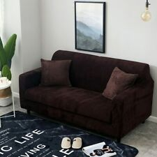 1pc Plush Thicken Universal Sofa Cover All-inclusive Elastic Sectional Couch