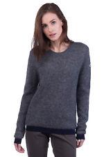 MONCLER Jumper Size M Mohair & Wool Blend Medium Knit Crew Neck RRP €319